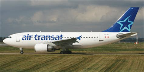 air transat toronto to birmingham airport photo september 2007