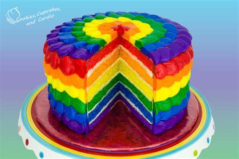 Rainbow Cake Decoration Ideas Elitflat