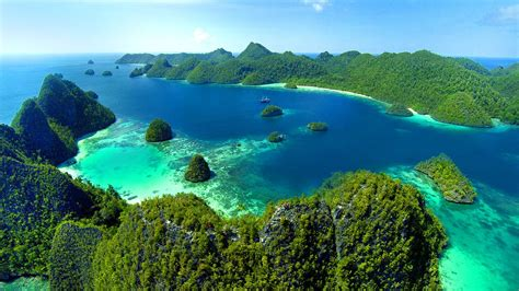 raja ampat papua indonesia hd youtube