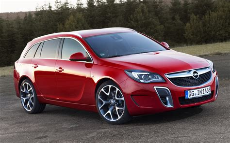 Opel Insignia Opc Sports Tourer 2014 Widescreen Exotic Car