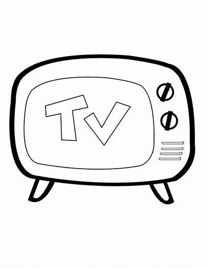 Coloring Television Emission