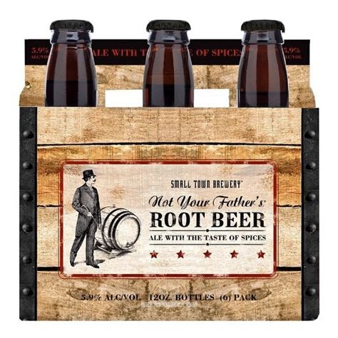 Small Town Brewery to launch Not Your Father's Root Beer ...