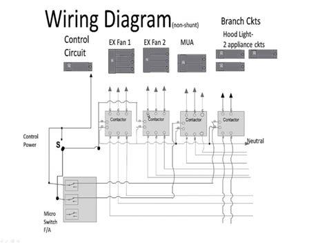 kitchen non shunt trip wiring forums