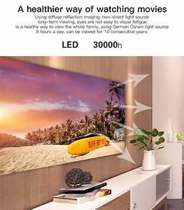 Yg550 Mini Led Projector 2400 Lumens