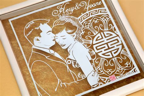 kado pernikahan cutteristic