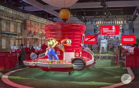 Nintendo at E3 2017 - more booth pics   GoNintendo