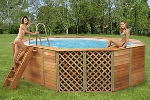 Piscine Hors Sol En Bois Pas Cher : belle piscine hors sol pas cher ~ Premium-room.com Idées de Décoration