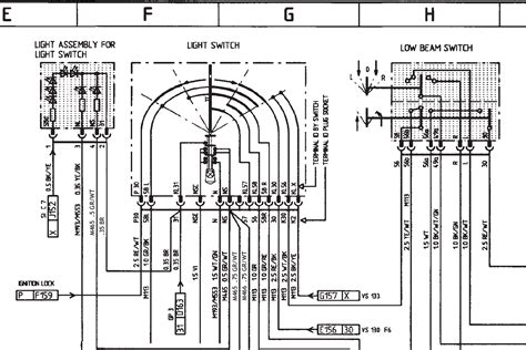 1950 Gm Headlight Switch Wiring Diagram by Wiring Diagram For Headlight Switch Webtor Me