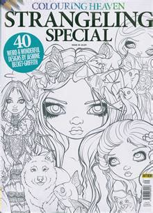 Coloring Heaven Subscription by Colouring Heaven Magazine Subscription Buy At Newsstand