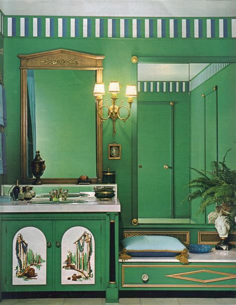 retro bathroom ideas 16 mod interior designs from 1968 retro renovation