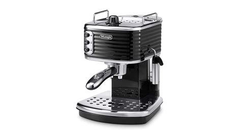 Machine A Expresso De Longhi Scultura Coffee Machine Review Great Quality Espresso For Sensible Money Expert Reviews