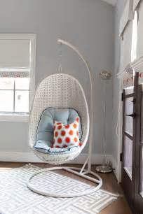 Hanging Chair In Room by Hanging Chairs In Bedrooms Hanging Chairs In Kids Rooms