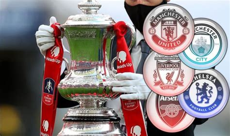 FA Cup draw in full: Third round fixtures confirmed for ...