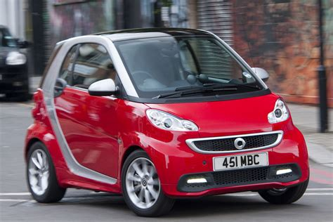 Smart Car by Smart Fortwo Micro Car Pictures Carbuyer