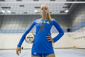 Jordan Anderson 'brings the fire' to UCLA volleyball ...