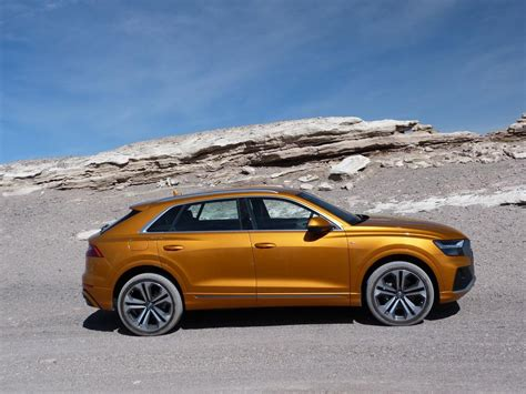preview 2019 audi q8 flagship suv is handsome sporty and