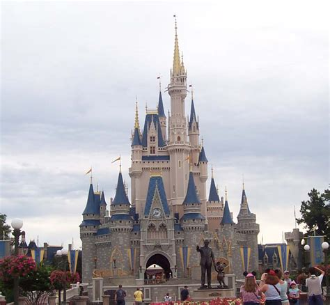 What Spare Time? I'm Going To Disney World