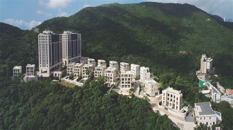 house  hong kongs mount nicholson sells  hk million mansion global