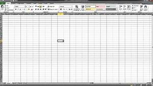 Learn Microsoft Excel - Free Excel Tutorial Part 1