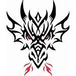 Tribal Dragon Cross Stitch Head Tattoo Pdf
