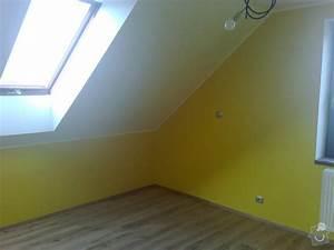 Malování bytu cena praha