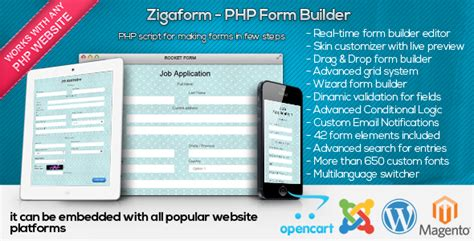 zigaform php form builder contact and survey v 2 9 1 187 crackit indonesia