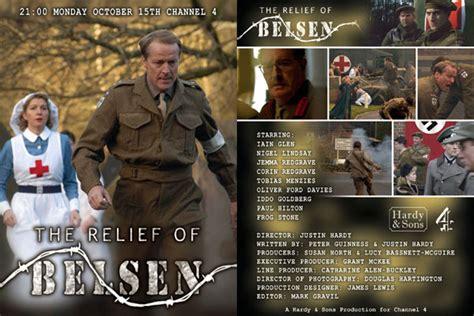 relief  belsen iain glen british actor