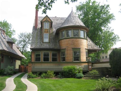 J Wright Home Design : Frank Lloyd Wright Architectural Style With Classic Castle