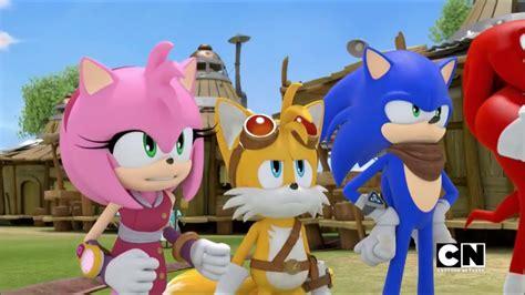 Sonic Boom Episodes Cartoon Network