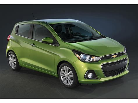 chevrolet spark  estara disponible en mexico en