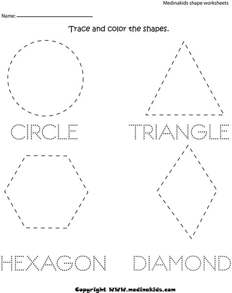 10 Best Images Of Heart Tracing Worksheet  Heart Shape Tracing Worksheet, Draw Shapes Worksheet