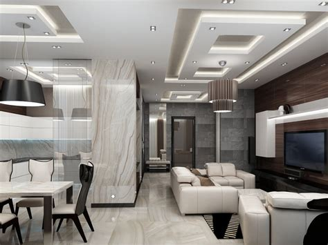 professional apartment interior design in qatar