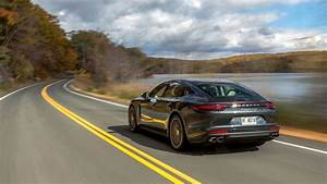 2017 Porsche Panamera Turbo First Drive When Luxury Four