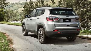 2018 Jeep Compass Revealed  Australian Launch Late Next Year - Update
