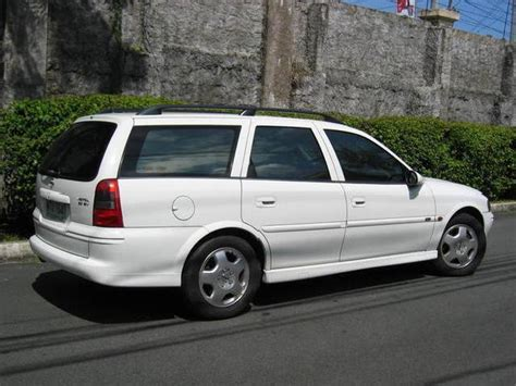 Opel Station Wagon by Opel Vectra Station Wagon 1998 Cadillac