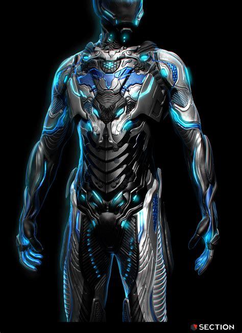 justin fields max steel concept art