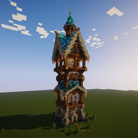 likes  comments build craft atbuildcraft  instagram  tower
