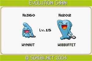 Pokémon Of The Week Wobbuffet
