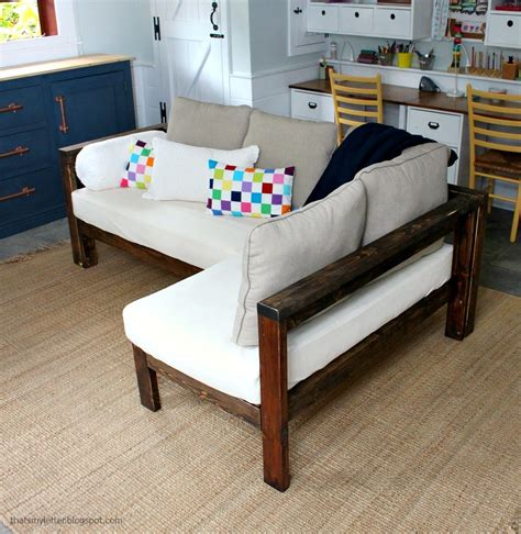 kids couch  diy sectional  crib mattress cushions