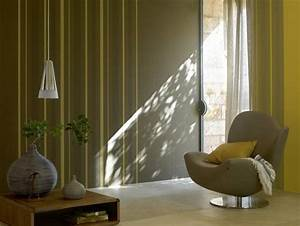 farbgestaltung braun galerie 2 With markise balkon mit esprit tapeten kollektion 2012