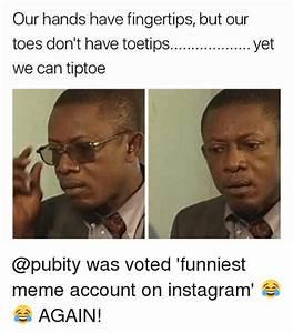 25+ Best Memes About Fingertips