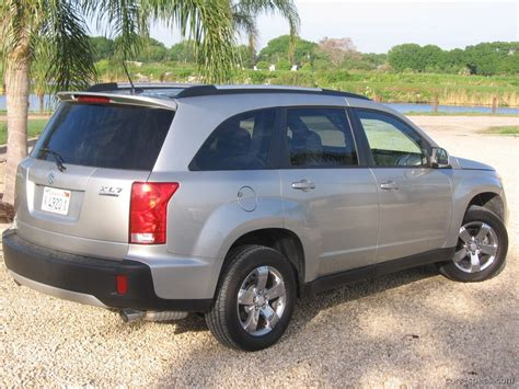 Suzuki Suv 2007 2007 suzuki xl7 suv specifications pictures prices