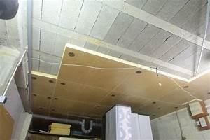 Comment Enduire Un Plafond : comment isoler un plafond de garage id e d coration ~ Mglfilm.com Idées de Décoration