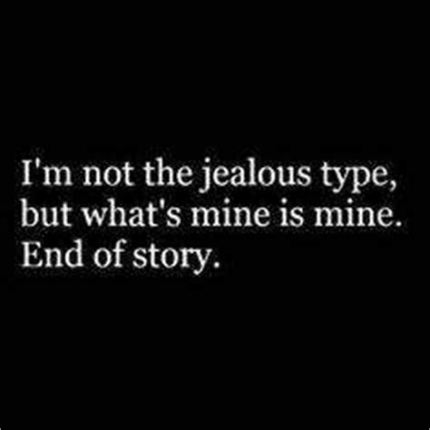 Jealous And Insecure Boyfriend Quotes