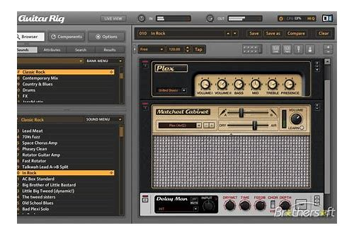 descargar guitar rig 5 software