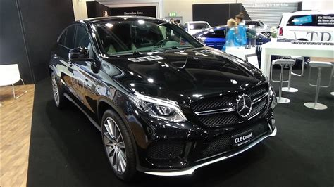 mercedes amg gle  matic coupe exterior