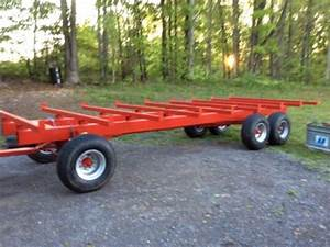 Round Bale Wagons For Sale