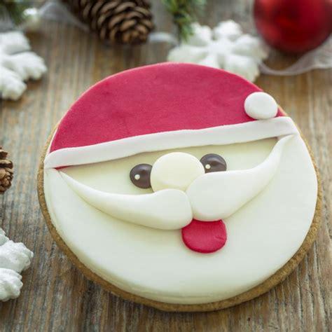 recette biscuits sables pere noel  la pate  sucre