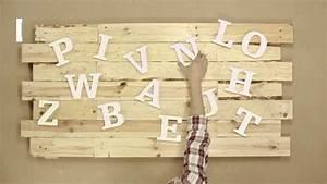 Aus Holz Basteln : kopfteil aus holz basteln youtube ~ Lizthompson.info Haus und Dekorationen