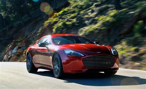 Aston Martin Rapid S Four Door Luxury Car
